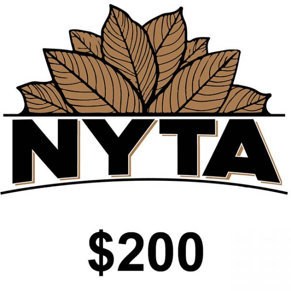 $200 Donation to NYTA