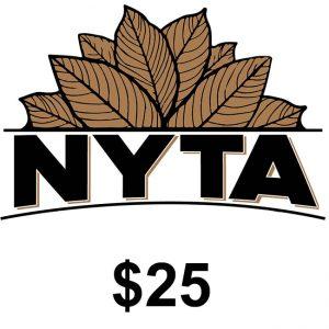 $50 Donation to NYTA