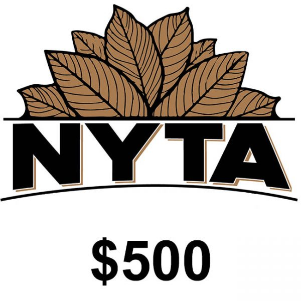 $500 Donation to NYTA
