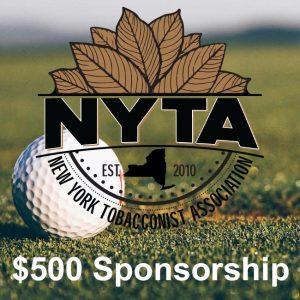 500 Sponsorship